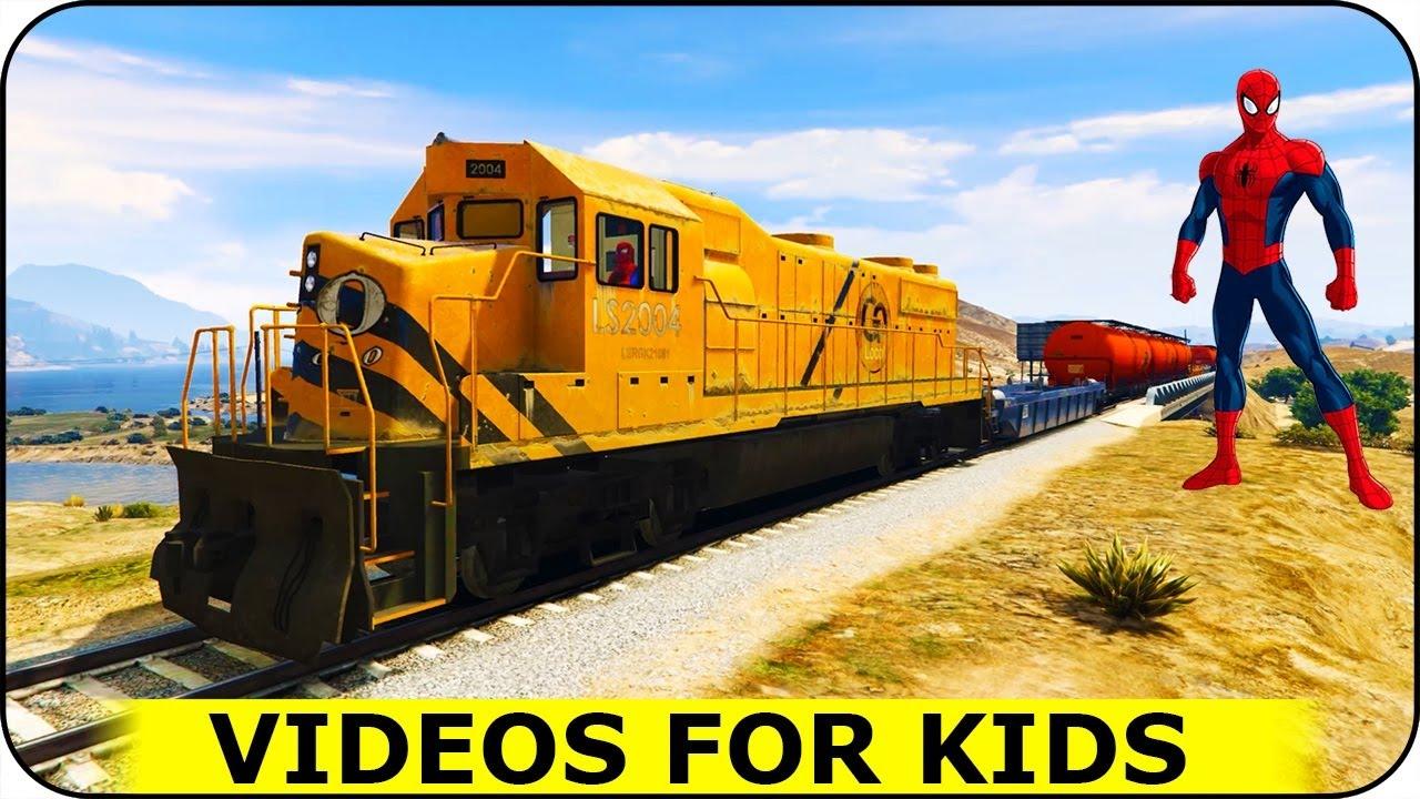 Züge Kinderfilm