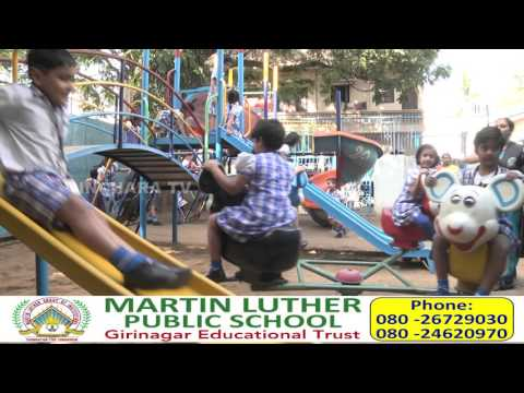 MARTIN LUTHER SCHOOL Tvc Ad 1 mIN