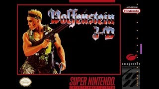 Is Wolfenstein 3D [SNES] Worth Playing Today? - SNESdrunk
