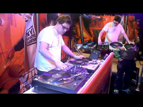 Ortofon-Serato S-120 DJ Competition - Wax:On