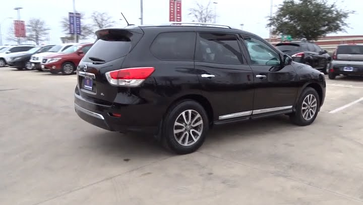 2013 nissan pathfinder san antonio austin houston new braunfels helotes tx n70688a youtube. Black Bedroom Furniture Sets. Home Design Ideas