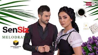 Sensiz (o'zbek Serial) 35-qism | Сенсиз(Ўзбек сериал) 35-қисм