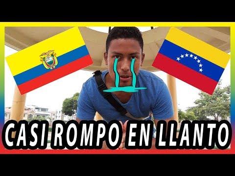 Gracias Ecuador Volveré Pronto :(