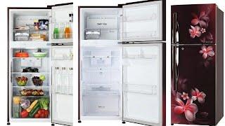 LG 260 litre dual fridge with inverter liner compressor/ LG convertible double door fridge/ review