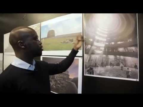 African Architect Mr David Adjaye