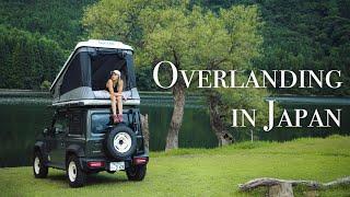 Overland Camping Through Jaṗan with a Rooftop Tent - Niigata & Nagano, Japan