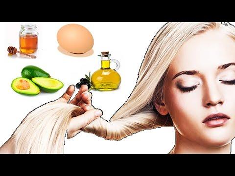 Рецепты масок для волос в домашних условиях: для роста и