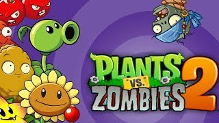Plants vs. Zombies™ 2 - PopCap Dark Ages Night 7 Walkthrough