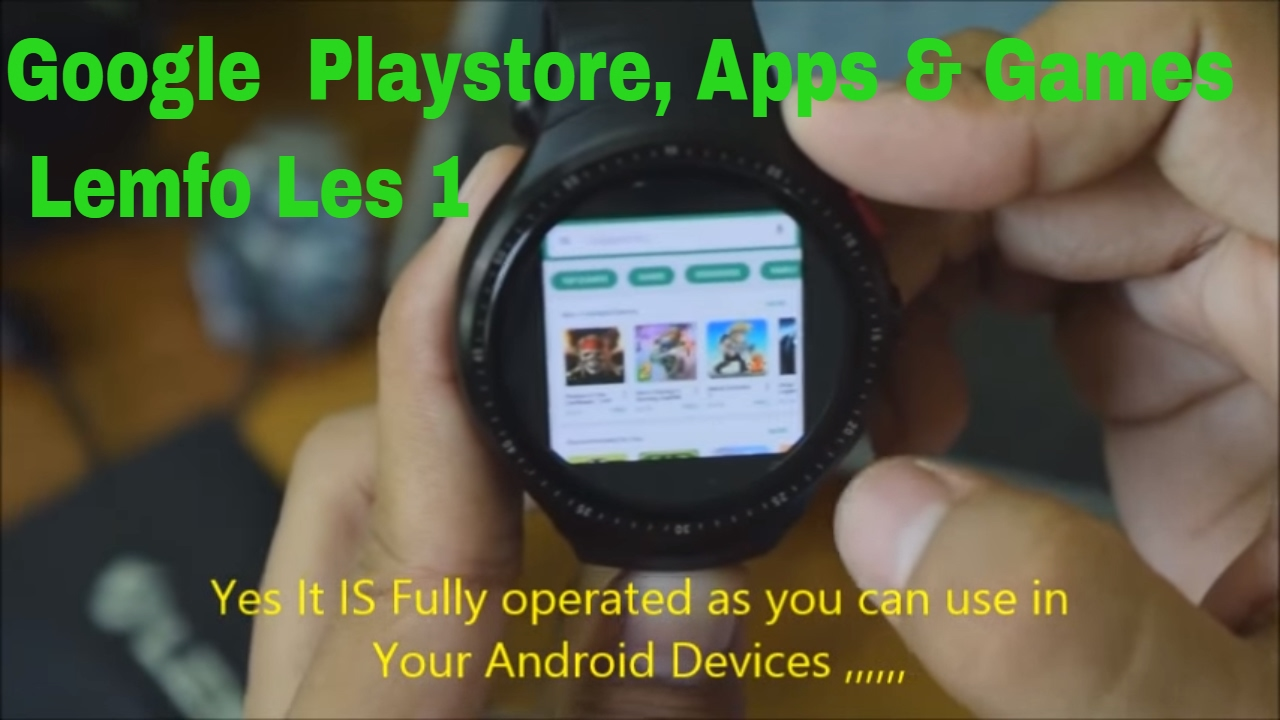 gadgets for android lemfo les 1smart playstore apps 2017 21705