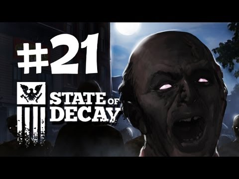 State of Decay Walkthrough -  Part 21 - WORKSHOP UPGRADE