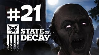 State Of Decay Walkthrough Part 21 WORKSHOP UPGRADE