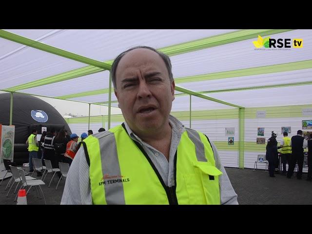 APM Terminals Callao y la comunidad portuaria se unieron para promover conciencia ambiental