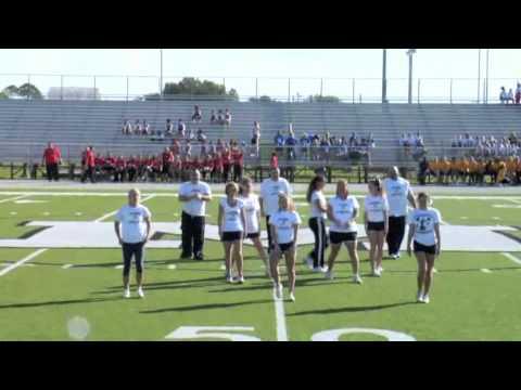 2011 Suntree Viera Lightning Parent Cheer Team