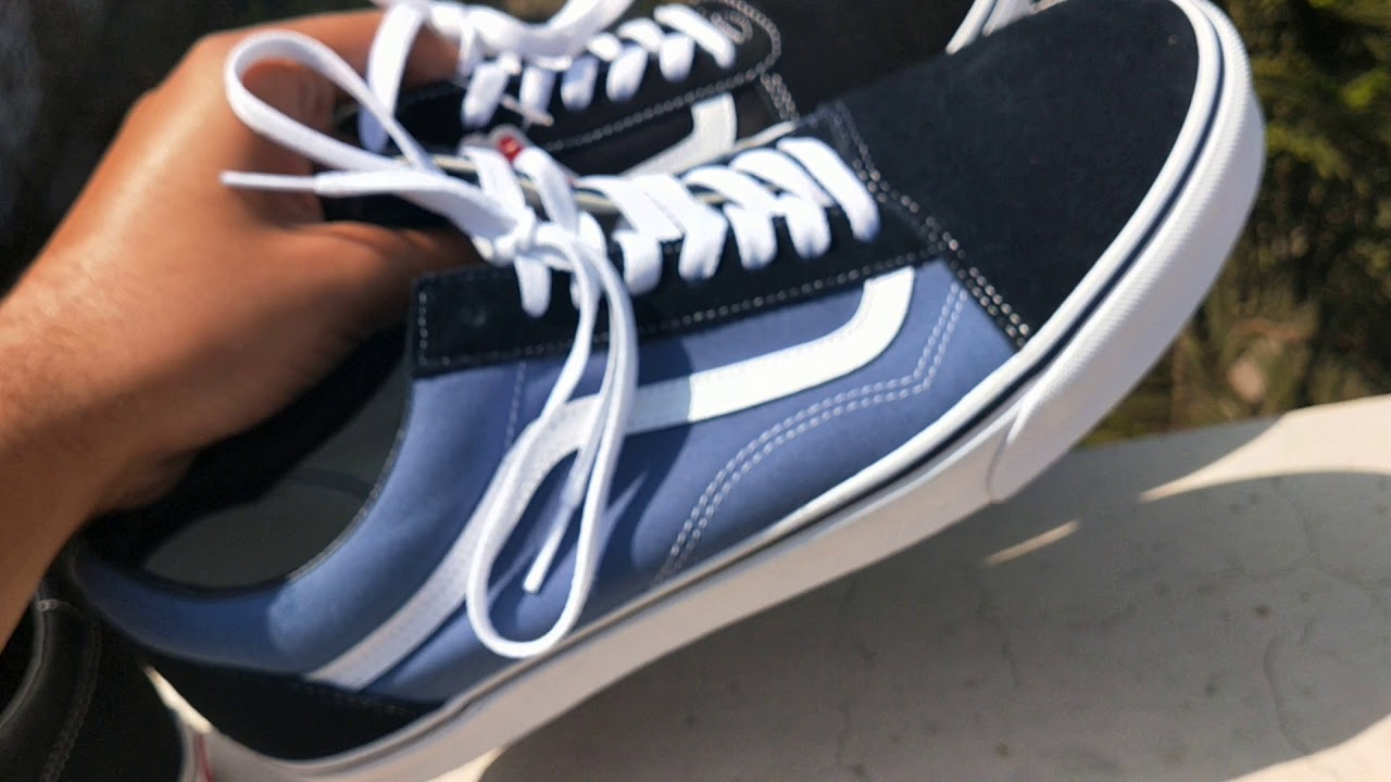 Vans old skool Vs vans ward, difference. Both are same
