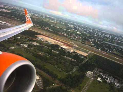 Decolagem em Brasília - Gol Boeing 737-8EH