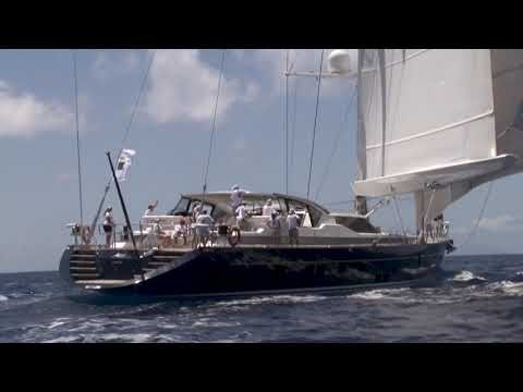 2018 St. Barths Bucket Regatta Saturday