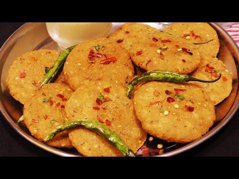 जब-दुकान-भी-हो-जाये-खाली-सिर्फ-2चीज़ो-से-खस्ता-कुरकुरा-नाश्ता-जिसकी-सब-चट-कर-जायें-थाली-chawal-snacks
