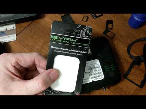 Using a Project Fi SIM in a Netgear LTE 2120 Modem - YouTube