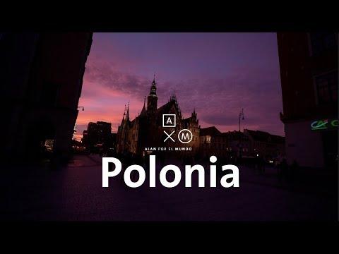 Bienvenidos a Polonia 4k   Alan por el mundo Polonia #1