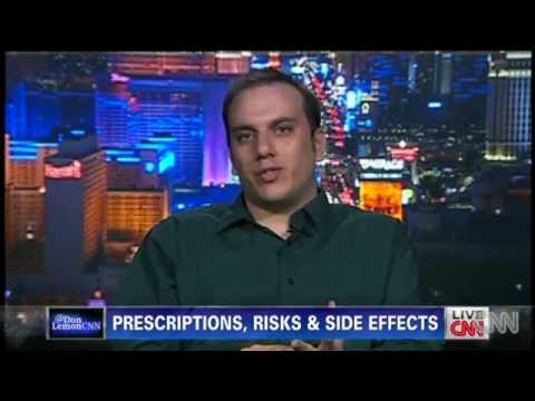 CNN Weekend Shows - Man says Propecia made him impotent