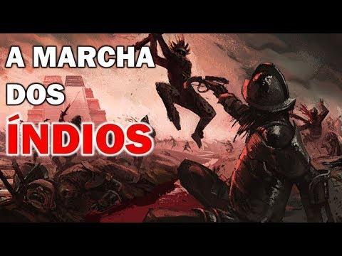 A Marcha dos Índios Sinfonia O Novo Mundo O Descobrimento das Américas - Júlio Hatchwell