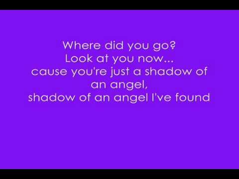 Claude Kelly- Shadow of an Angel (lyrics)