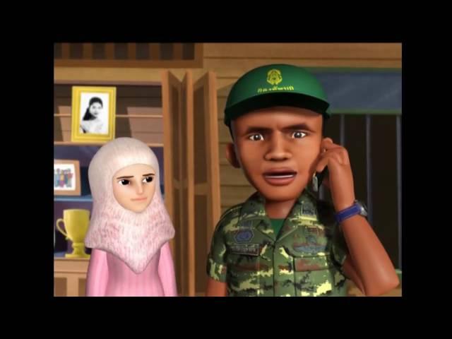 ลิตเติลไทย มุสลิมปี4 ตอนที่ 6 อย่าเชื่ออะไรง่าย ๆ