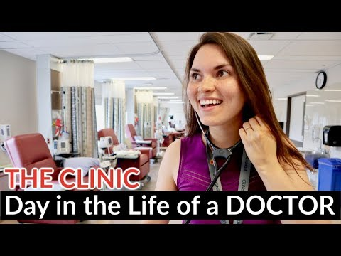 Day In The Life Of A DOCTOR: THE CLINIC