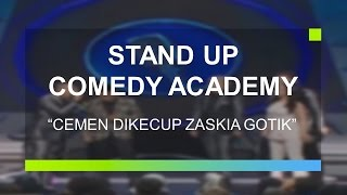 Video Cemen Sujud Usai Dikecup Zaskia Gotik (Stand Up Comedy Academy Grand Final) download MP3, 3GP, MP4, WEBM, AVI, FLV Juli 2018