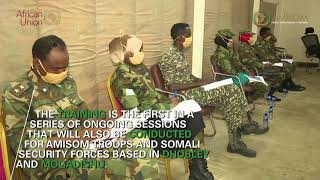 AMISOM Security Sector Reform Training in Kismayo