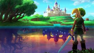 The Legend of Zelda: A Link Between Worlds - Yuga Encounter 1 (Sanctuary/Church)