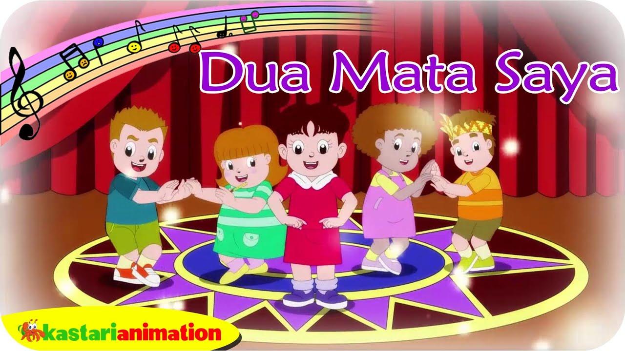 DUA MATA SAYA dan lagu lainnya  - Lagu Anak Indonesia - HD | Kastari Animation Official