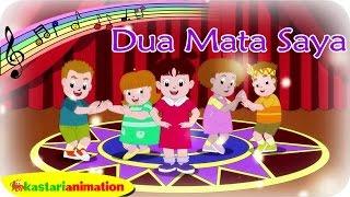 DUA MATA SAYA dan lagu lainnya  - Lagu Anak Indonesia - HD | Kastari Animation