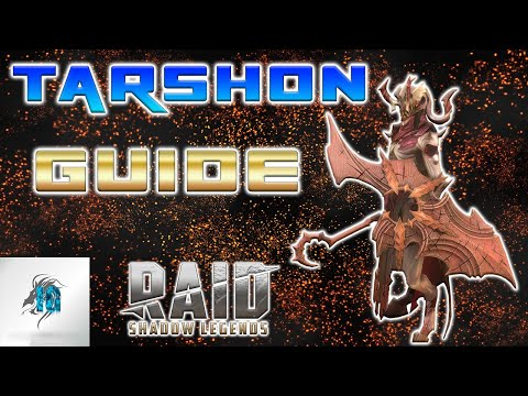 Tarshon Guide