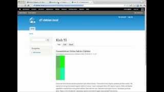 Drupal Views: Sử dụng tính năng Contextual Filter (Argument) tạo block nội dung liên quan(, 2012-04-24T23:20:40.000Z)