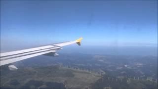 ✈Flight Report✈: Vueling A320 Paris Orly - Bilbao Full Flight (FullHD)