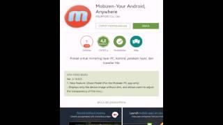 Cara merekam layar hp android dengan mudah via Mobizen