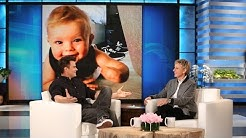 Josh Duhamel on His Baby