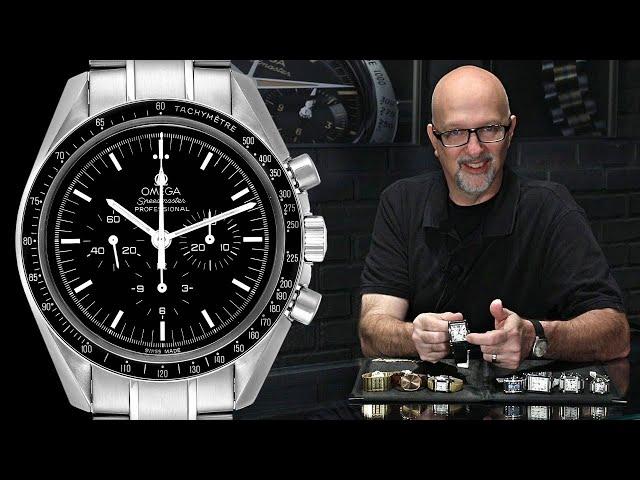 Omega Speedmaster 101 Expert Review | SwissWatchExpo