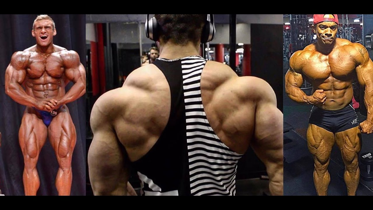 Complete Shoulder Workout Building Huge Deltoids Ifbb Pros