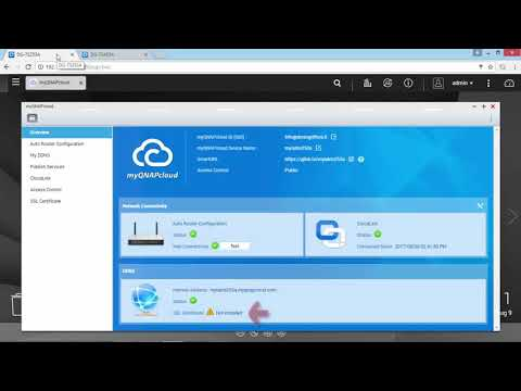 How to deploy myQNAPcloud SSL certificate on a QNAP device
