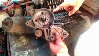 Последний мотор для Suzuki Sepia ZZ ''Жёлтая точка''