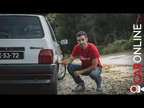 FIAT Uno Turbo i.e. 🔥 TREMENDA LOUCURA [Review Portugal]