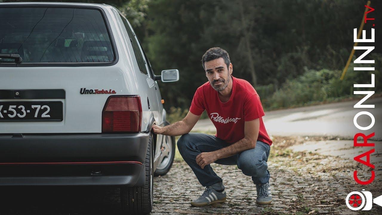 Fiat Uno Turbo I E Tremenda Loucura Review Portugal Youtube