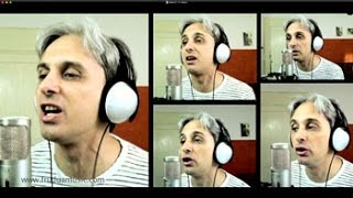 How to Sing Sgt Pepper Lonely Hearts Club Band Cover Vocal Harmony Lesson Tutorial