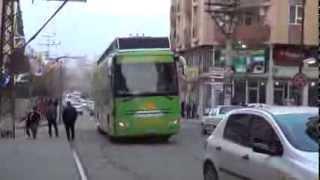 HÜDA-PAR Seçim Otobüsü Siverek'e Uğradı