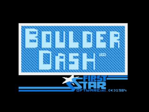 Boulder Dash Title Music - Noisywan Remake
