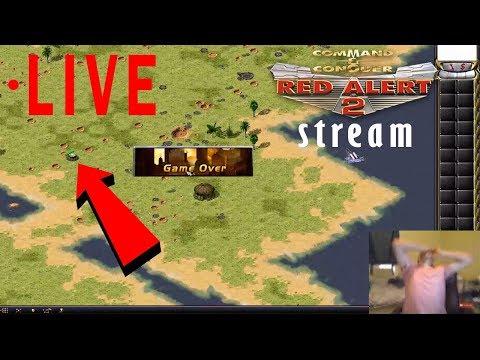 C&C Red Alert 2 [LIVE Stream 1]