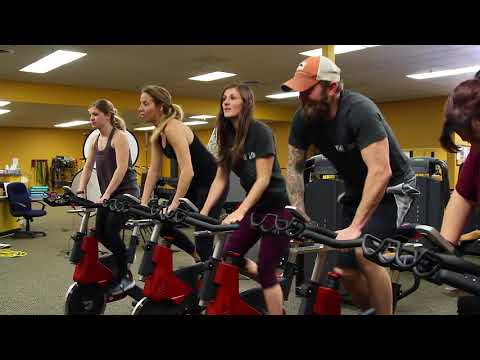 Zoo Health Club spin classes