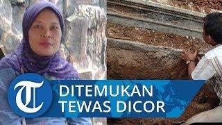 ASN Wanita yang Hilang 15 Hari Lalu Ditemukan Sudah Dicor Masih Gunakan Seragam Kerja